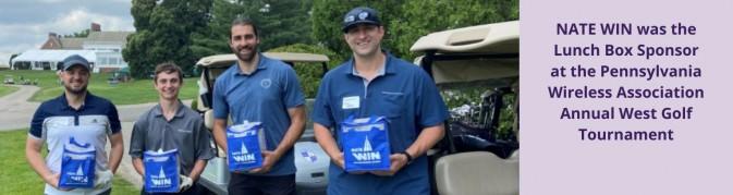 Pennsylvania Wireless Association Golf Event