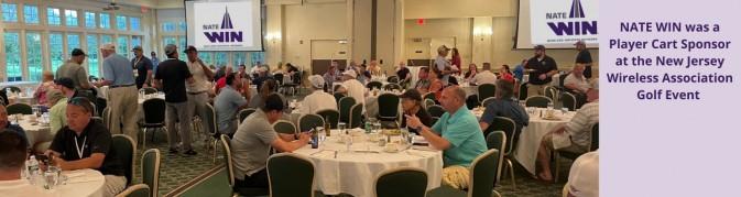 New Jersey Wireless Association Golf Event